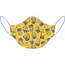 Minions cotton mask YL
