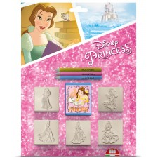 Princesas Disney blister with 5 stamps