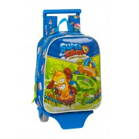 Superzings backpack with trolley 28cm