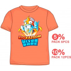 Superzings orange T-Shirt
