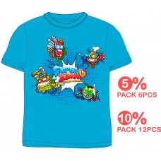 Superzings blue T-Shirt