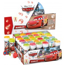 Disney Cars Bubbles 60ml