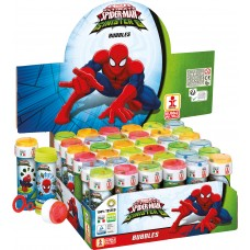 Spiderman Bubbles 60ml