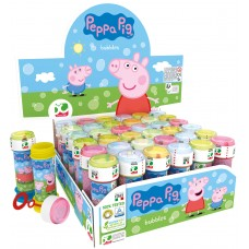 Peppa Pig Bubbles 60ml