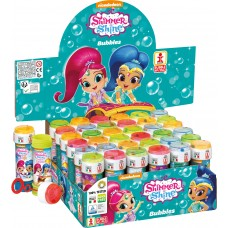 Shimmer and Shine Bubbles 60ml