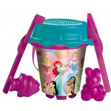 Disney Princess Bucket with accessories