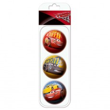 Disney Cars blister with 3 balls