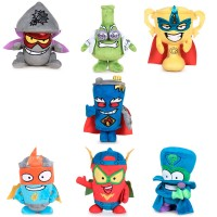 Superzings assorted Plush Toy 27cms