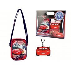 Disney Cars shoulder bag and key-ring