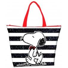 Snoopy beach bag