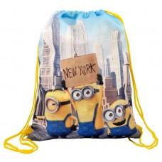 Minions gym bag