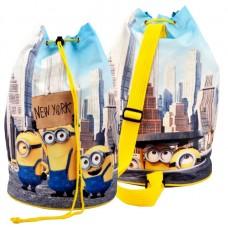 Minions round bag