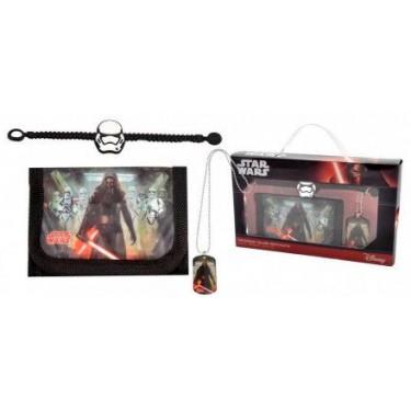 Star Wars wallet,bracelet and pendant