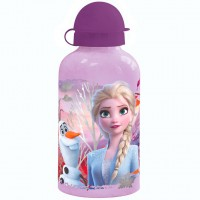 Frozen aluminium bottle 500ml