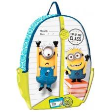 Minions school backpack