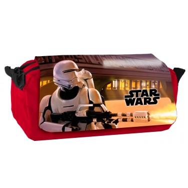 Star Wars triple pencil case
