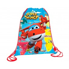 Super Wings gym bag