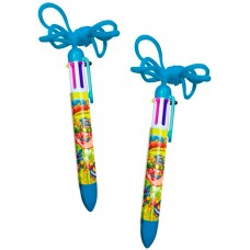 Superzings Ballpoint pen with 6 colors