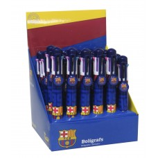 F.C. Barcelona Ballpoint pen with 8 colors
