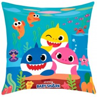 Baby Shark Cushion