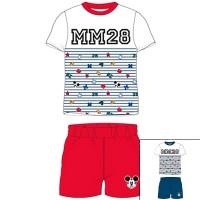 Mickey Pyjama short sleeve