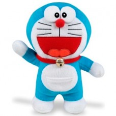 Doraemon plush toy smile 26cm