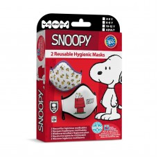 Snoopy set with 2 hygienic masks