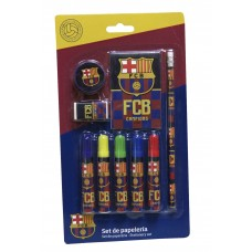 F.C. Barcelona Stationery set 9pcs