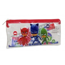 PJ Masks pencil case with stationery