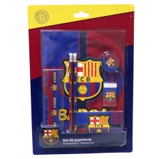 F.C. Barcelona Stationery set 7pcs