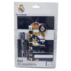 Real Madrid Stationery set 7pcs