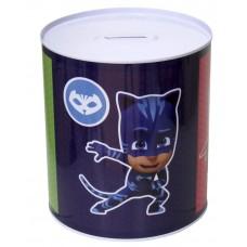 PJ Masks large Cylindrical Moneybox