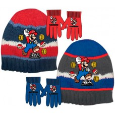 Hat and Gloves Mario Bros
