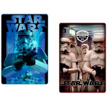 Star Wars Polar Blanket