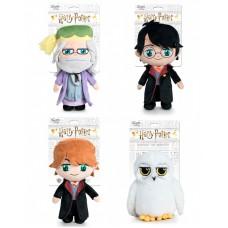 Harry Potter pack 4 plush toys 29cm