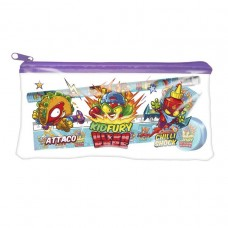 Superzings Pencil case with stationery