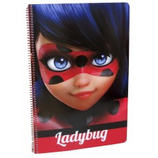 Miraculous Ladybug A4 notebook