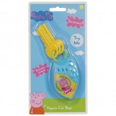 Peppa Pig car keys