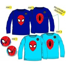 Spiderman T-Shirt reversible sequins