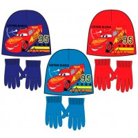 Hat and Gloves Disney Cars