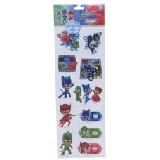 PJ Masks removable giant stickers