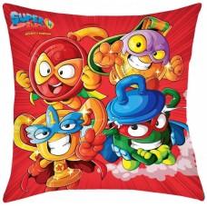 Superzings red Cushion