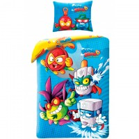 Superzings Duvet cover