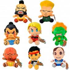 Street Fighter Plush Toy 25cm