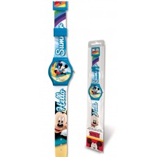 Mickey Mouse analogical watch