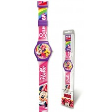Minnie Mouse analogical watch