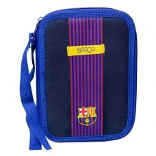 FC Barcelona double pencil case