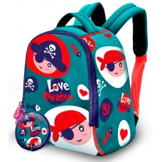 Pirates backpack and purse