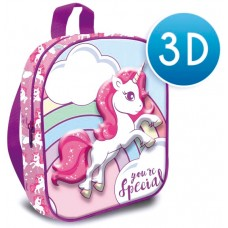 Unicorn 3D Backpack