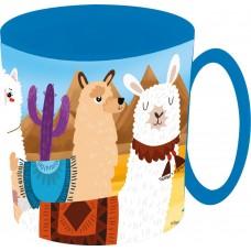 Microwave Mug Llamas
